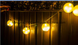 Vintag 유리제 단지 LED 크리스마스 요전같은 끈 빛 크리스마스 LED Lightchain