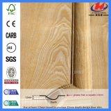 Дверь прессформы Veneer грецкого ореха MDF Mahogany HDF нутряная деревянная (JHK-001)