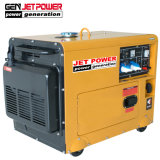 Generatore di potere portatile diesel del generatore 2kVA 2kw di monofase di CA