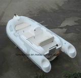 الصين ضلع زورق [ليا] [3.3م] [فيبرغلسّ] هيكل صلبة زورق قابل للنفخ