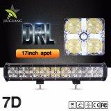 7D de lumière diurne Offroad 17pouces barre lumineuse à LED 108W