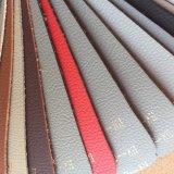 Balance de colores de cuero de microfibra para asiento del coche cubre asientos de seguridad