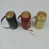 PVC 포도주 수축 포장 캡슐, PVC 플라스틱 줄어들기 쉬운 포도주 모자
