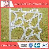 Corte a Laser de espelho de bronze/ Traço Fino para painéis de tela de aço inoxidável/ TELA DE PRIVACIDADE Mashrabiya/Tela decorativa/TELA DE ARQUITETURA