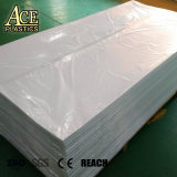 High Light Transmittance mat/Frosted diffuse panels PVC rigid Sheet