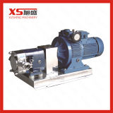 Zb3a-3 0.55kw Stainless Steel Hygienic Sanitary Rotary Lobe Pump