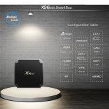 X96 소형 S905W 인조 인간 7.1 텔레비젼 상자