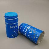 زجاجة رخيصة ألومنيوم غطاء [&بلستيك] لأنّ [وين بوتّل] زجاجيّة
