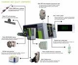 Máquina de estaca mais elevada da folha do metal da fibra da potência do laser Esf-WGE com potência do laser 1000W