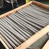 Manguito caliente del metal flexible del acero inoxidable de la venta con el tejido
