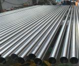Tubulação de aço inoxidável soldada para trilhos da mobília