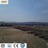 As soluções do sistema de BIPV reconheceram o módulo solar 315W de Cemp