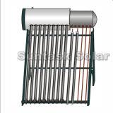 Suntask 123の太陽熱熱湯の暖房装置