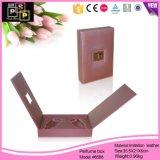 Venta de perfume de cuero caliente hermosa caja de regalo de caja (6588)