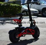 2000W, 48V Scooter Eléctrico de Lítio/off road dobrada e scooters/E Mini scooters/Sujeira Scooter elétrico com um tamanho maior todo terreno Pneu Gordura Ce/ECE