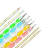 Оптовые цены на 3D-лак для ногтей - красочные Dotting пера пера