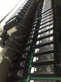 Batterie rechargeable vers le bas montée neuve de batterie Li-ion de côté d'alimentation par batterie de batterie au lithium de 16s4p 60V 14ah Hl-03 pour le vélo électrique avec 35e avec le commutateur et l'USB
