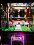 큰 인형 게임 기계 횡령 기중기를 장악하는 최신 호화스러운 횡령 게임 기계