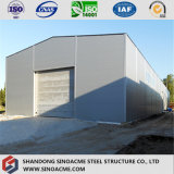 Pre Engineered Quality Modular Steel Structure Building in Cold Areas