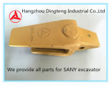 Il supporto 12076693k del dente della benna del migliore venditore per l'escavatore idraulico di Sany Sy55