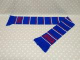 Acryl brei OEM van de Bal van het Voetbal van het Patroon de Sjaal van de Ventilator van de Voetbal