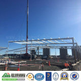 Estructura de acero Godown, estructura de acero de la luz de la casa modular
