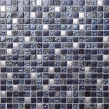 Mosaico de cristal de mármol mezclado de la decoración del surtidor de China
