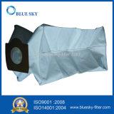Кубический фильтр HEPA центральных вакуумных пакетов для пылесоса