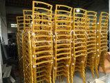 Großhandelsstapelndes Aluminiumhotel, das Möbel-Bankett-Stühle speist
