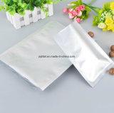真空のアルミホイルの袋