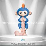 На складе Fingerlings Обезьяны, отпечатков пальцев электронных игрушек Пэт мало Wow Wee Fingerling Детский Monkey