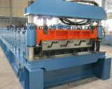 機械製造業者を形作る熱い販売の高品質の床のDeckingシートロール