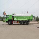Sinotruk HOWO 팁 주는 사람 6X4 쓰레기꾼 트럭 최신 판매