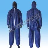 Arbeitskleidungs-nichtgewebter Overall mit Qualität