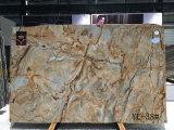 Quartzite Карпе Дием полированной плитки&слоев REST&место на кухонном столе