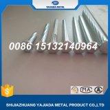 구체적인 못, 강철은 중국에서 Manfuacture를 네일링한다