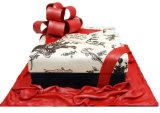 Concevoir le cadre de empaquetage des prix bon marché pour déménager de gâteau