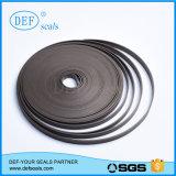 Zwarte Kleur PTFE die met de Band van de Gids van de Koolstof wordt gevuld