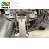 合成のホースの詰物およびシーリング機械