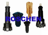 """Hohes Tasten-Bit des Luftdruck-Ql80-203mm DTH für """" Hammer 8"""