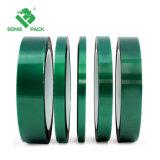 60micron高温ペット緑テープ