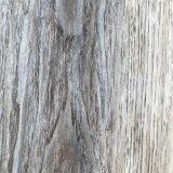 Pavimento naturale del PVC di legno di sembrare del legno reale caldo di vendita, pavimento rigido del vinile