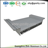 ISO9001를 가진 공장에 의하여 양극 처리되는 알루미늄 LED 램프 열 싱크