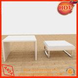 Table en bois Meubles Magasin de chaussures/Affichage/Multi niveau support d'affichage