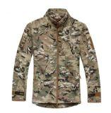 Камуфлирование куртки напольного звероловства сь водоустойчивое воинское