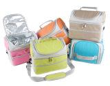 Sac de déjeuner pour les sacs thermo de nourriture de sac à main de femmes de pique-nique de travail d'école de gosse