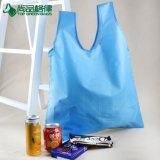 卸し売り安い戦闘状況表示板ポリエステルショッピング・バッグのFoldable戦闘状況表示板のショッピング・バッグ