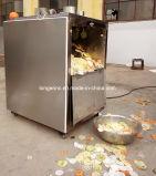 Le plantain efficace élevé d'acier inoxydable ébrèche la machine de trancheuse