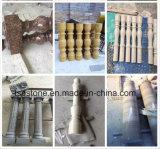 Mármore Natural personalizados/Coluna de granito/Coluna Romana/Coluna de pedra/Pilar de pedra para decoração de jardim