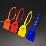 引き堅い袋のシールのためのプラスチックシール